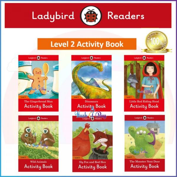 Ladybird Readers Level 2 - Activity Book