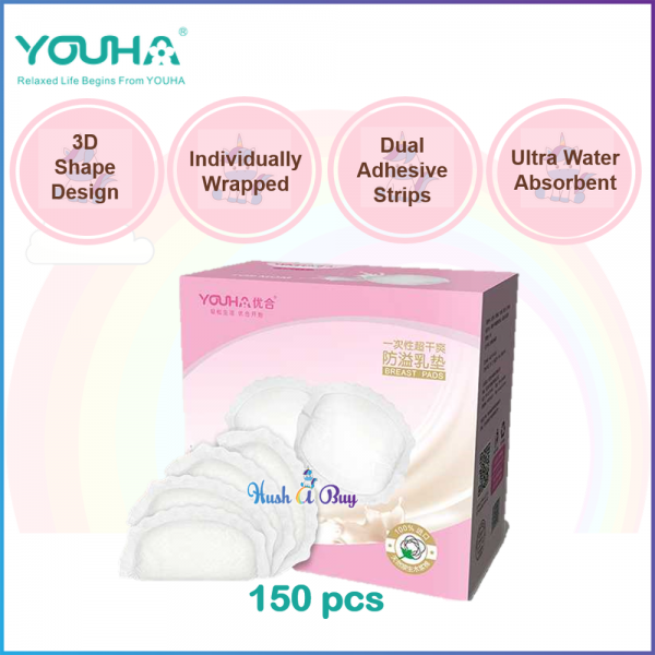 Youha Breast Pad 150pcs