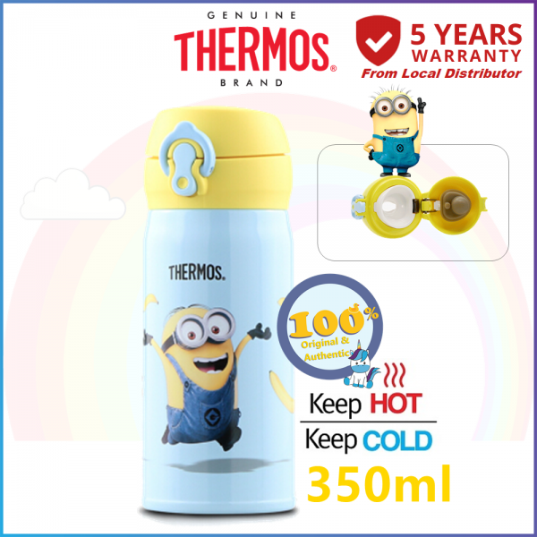 Thermos Vacuum Insulated Ultra Light Flask 350ml - Minion