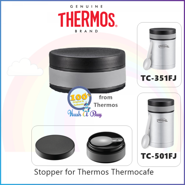 Thermos Spare Part - Stopper for Thermos Thermocafe Foodjar 350ml and 500ml Model TC-351 or TC-501FJ