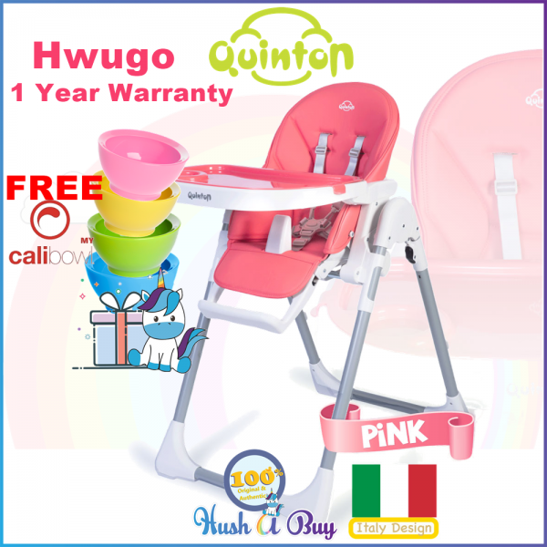 Quinton Hwugo Premium Multifunction Baby High Chair FREE CALIBOWL FREE SHIPPING