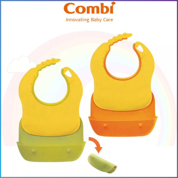 Combi Portable Handy Roll Up Bib