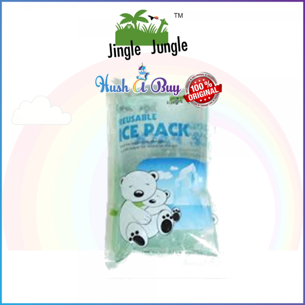 Jingle Jungle Reusabe Ice Pack - Gel Type