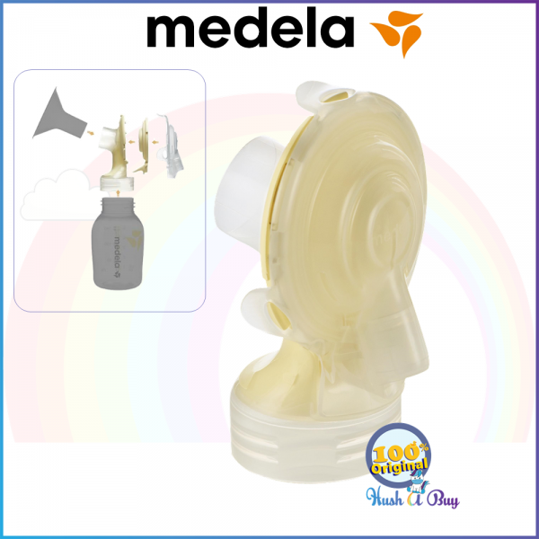 Medela Connector Assembled Freestyle (Connector + Valve) - 1 pc