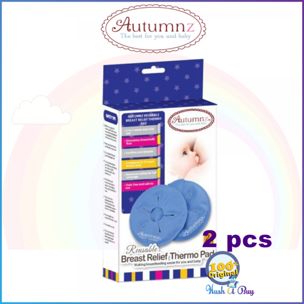 Autumnz Reusable Breast Relief Thermo Pad - 2 pcs