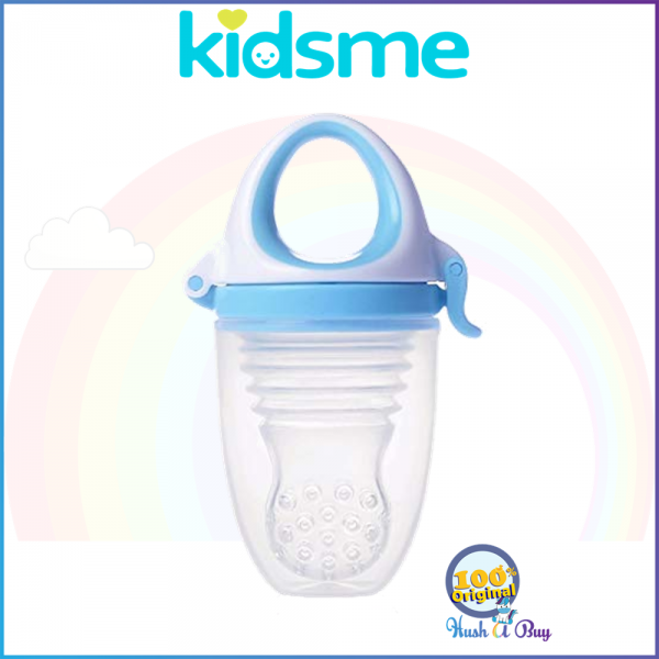 Kidsme Food Feeder Plus for 6+Months - Aquamarine