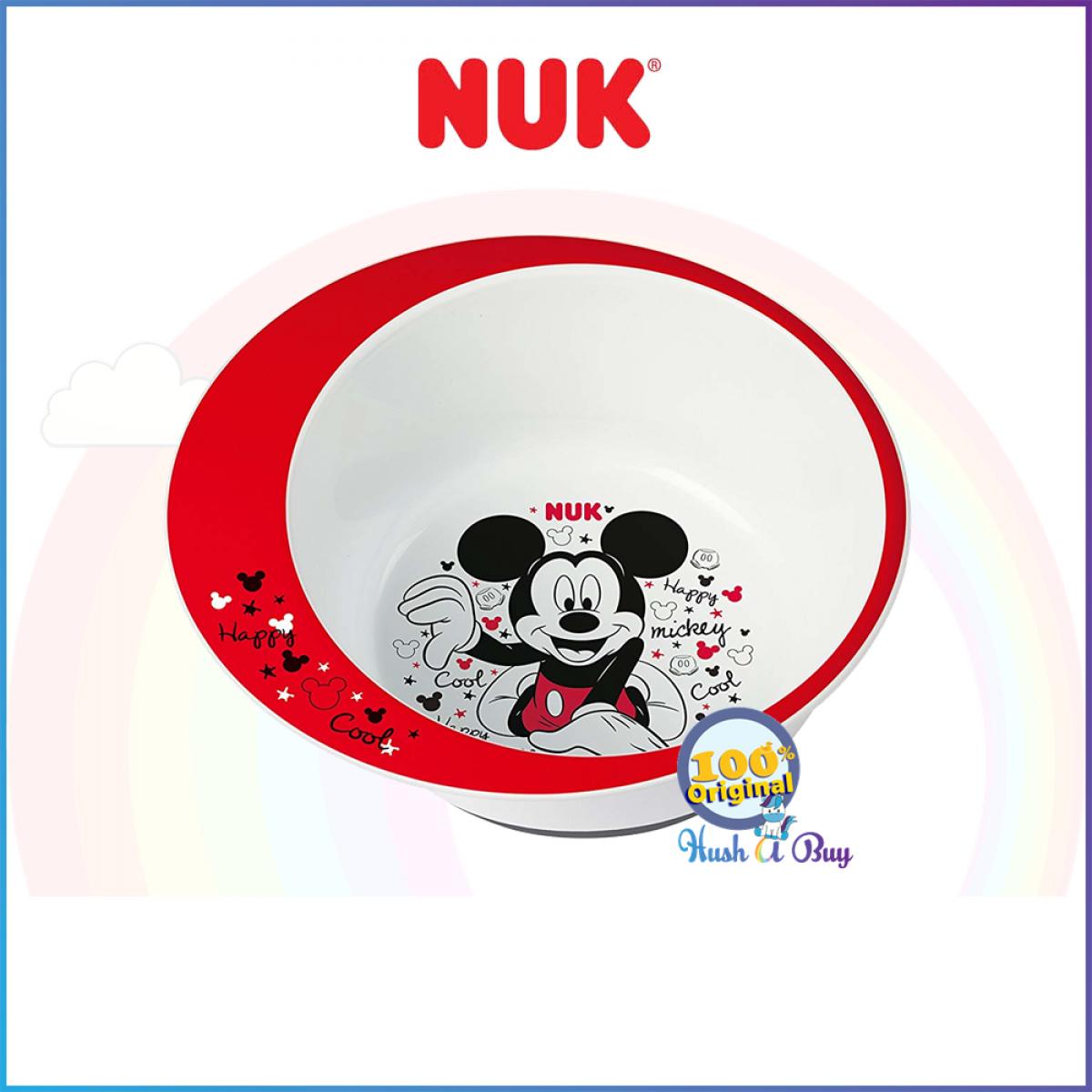 NUK PP Feeding Bowl 6+Months - Mickey