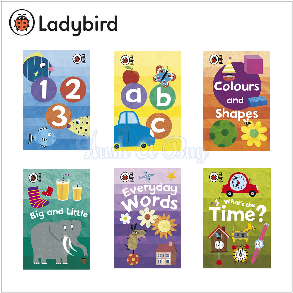 Ladybird Mini Early Learning for age 2+