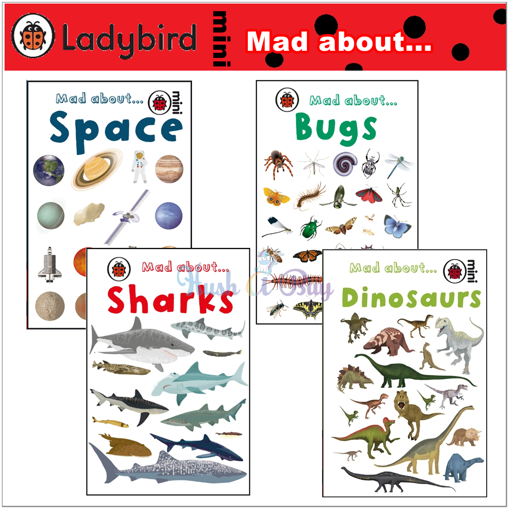 Ladybird Mini Mad About