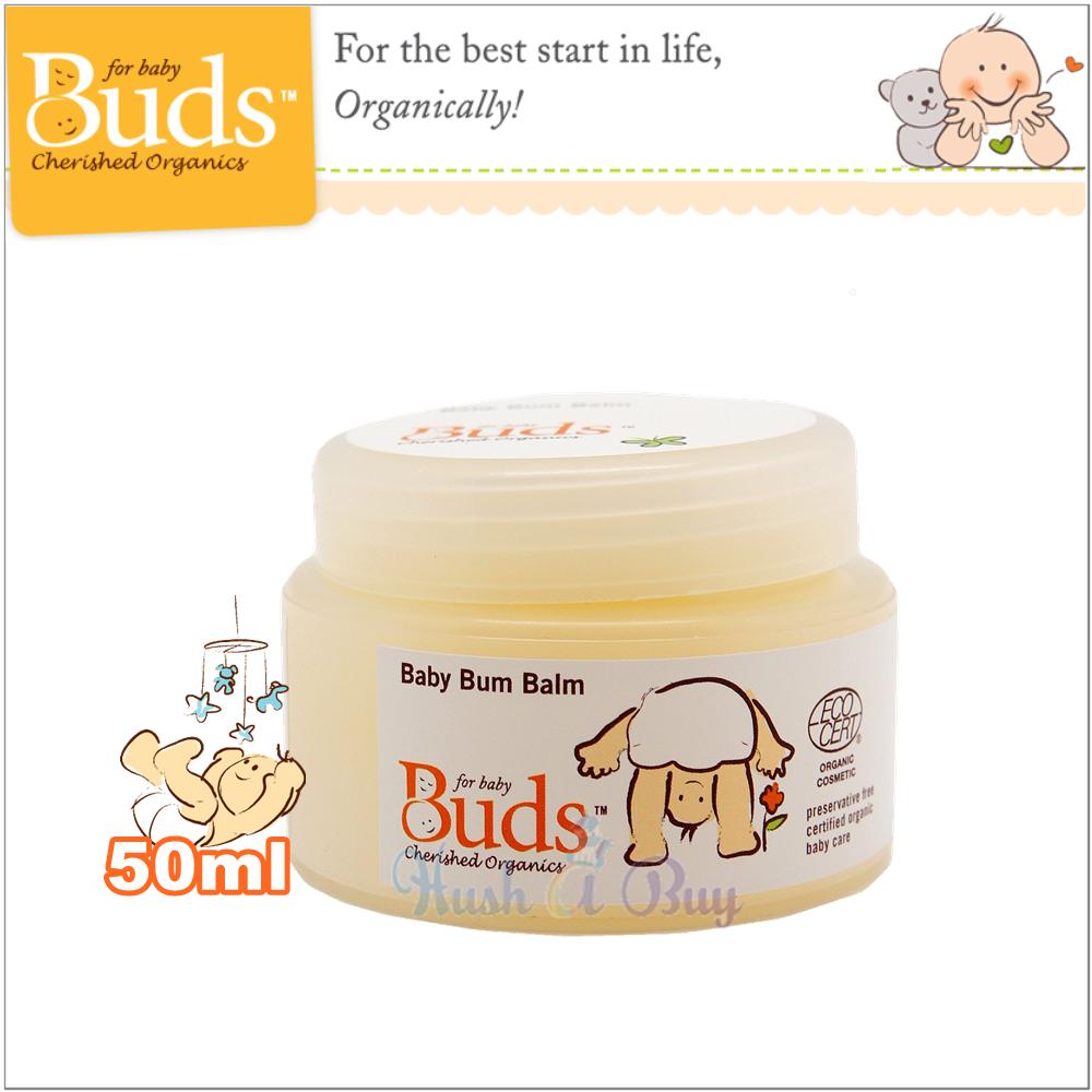 Buds Baby Bum Balm 50ml