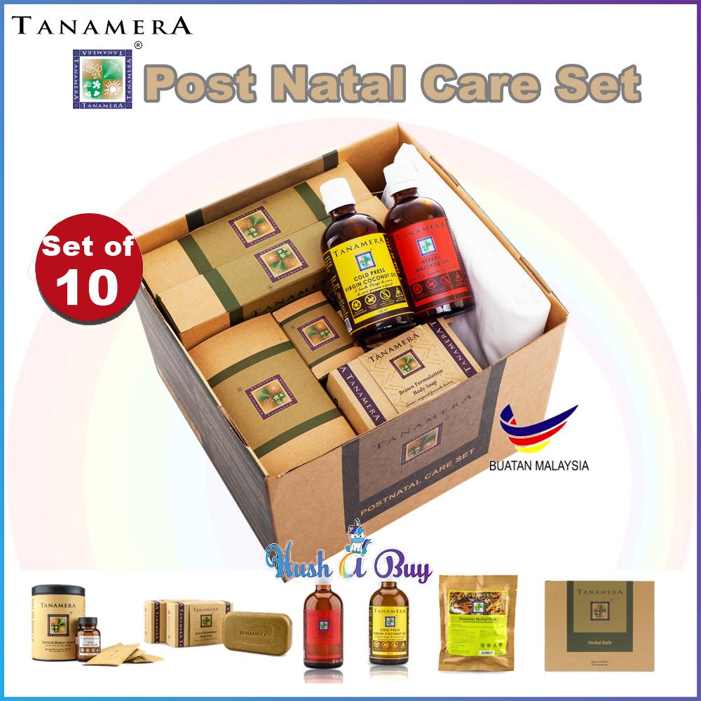 Tanamera Post Natal Care Set