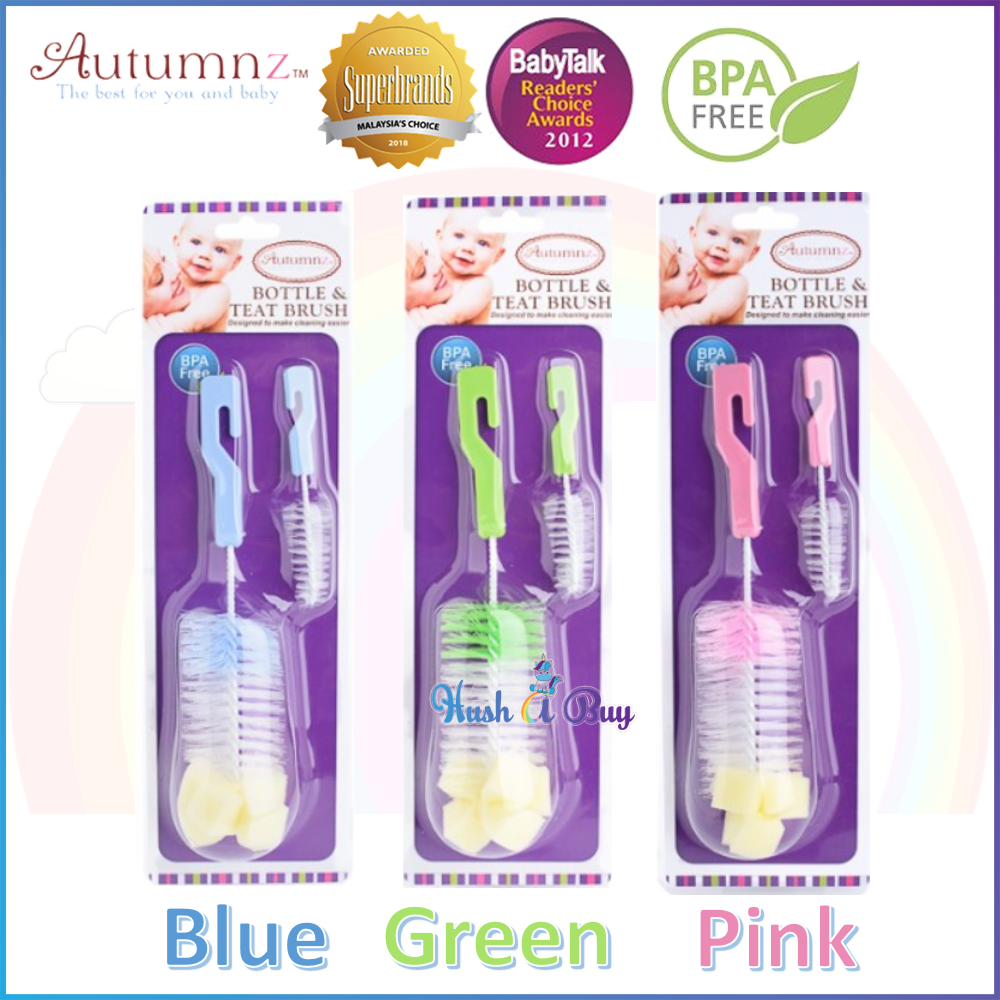 Autumnz Bottle & Teat Brush