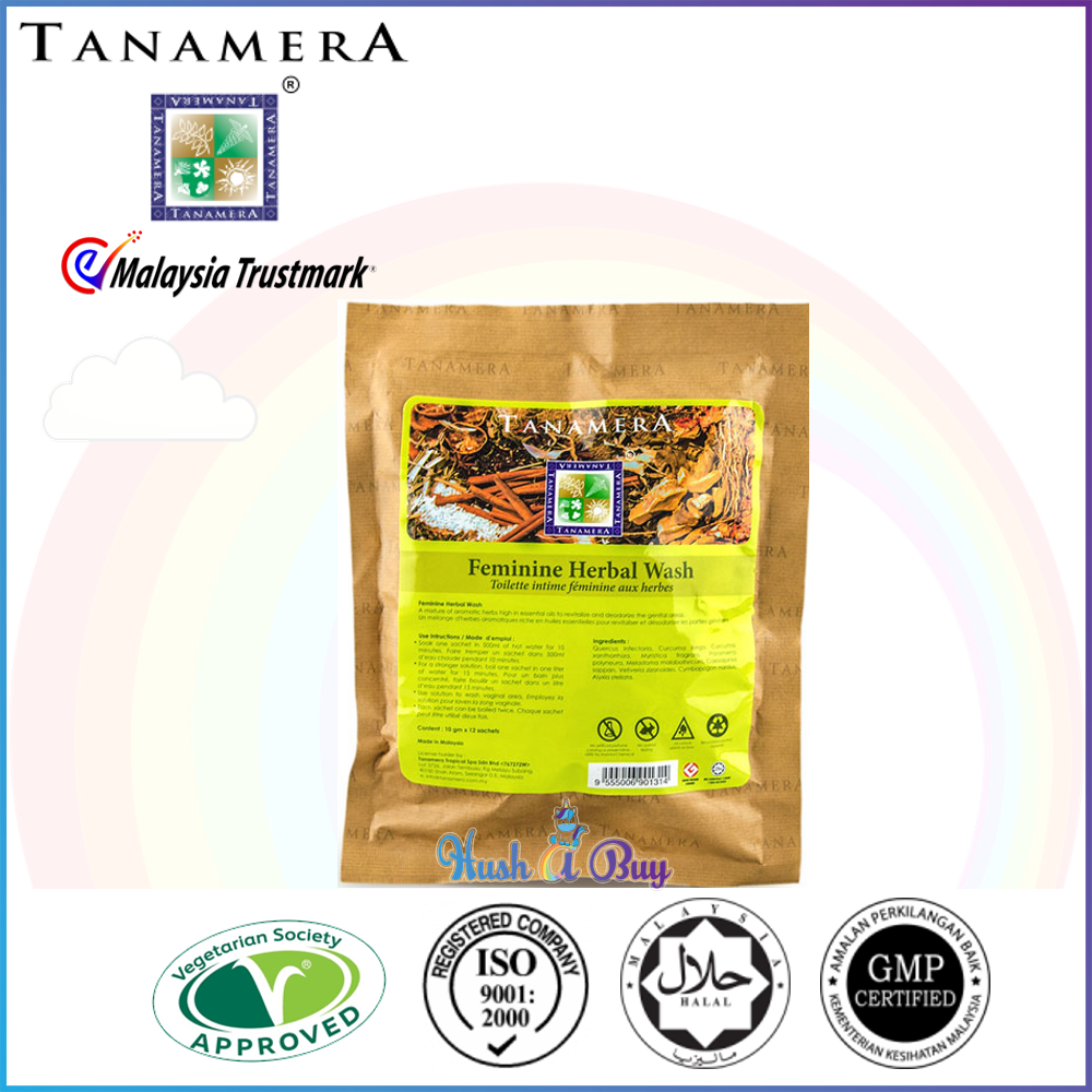 Tanamera Feminine Herbal Wash 120g