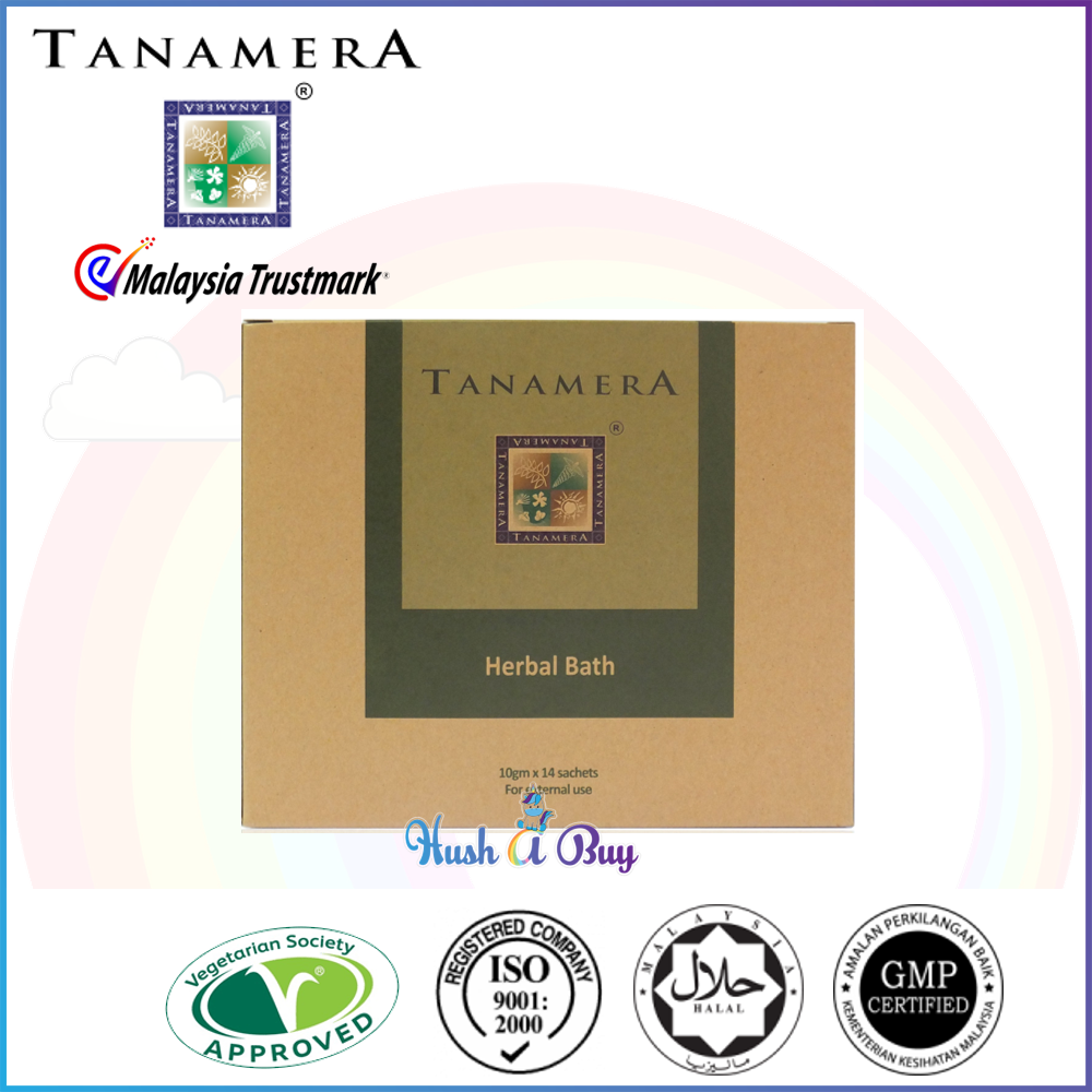 Tanamera Herbal Bath 10gm x 14sachets