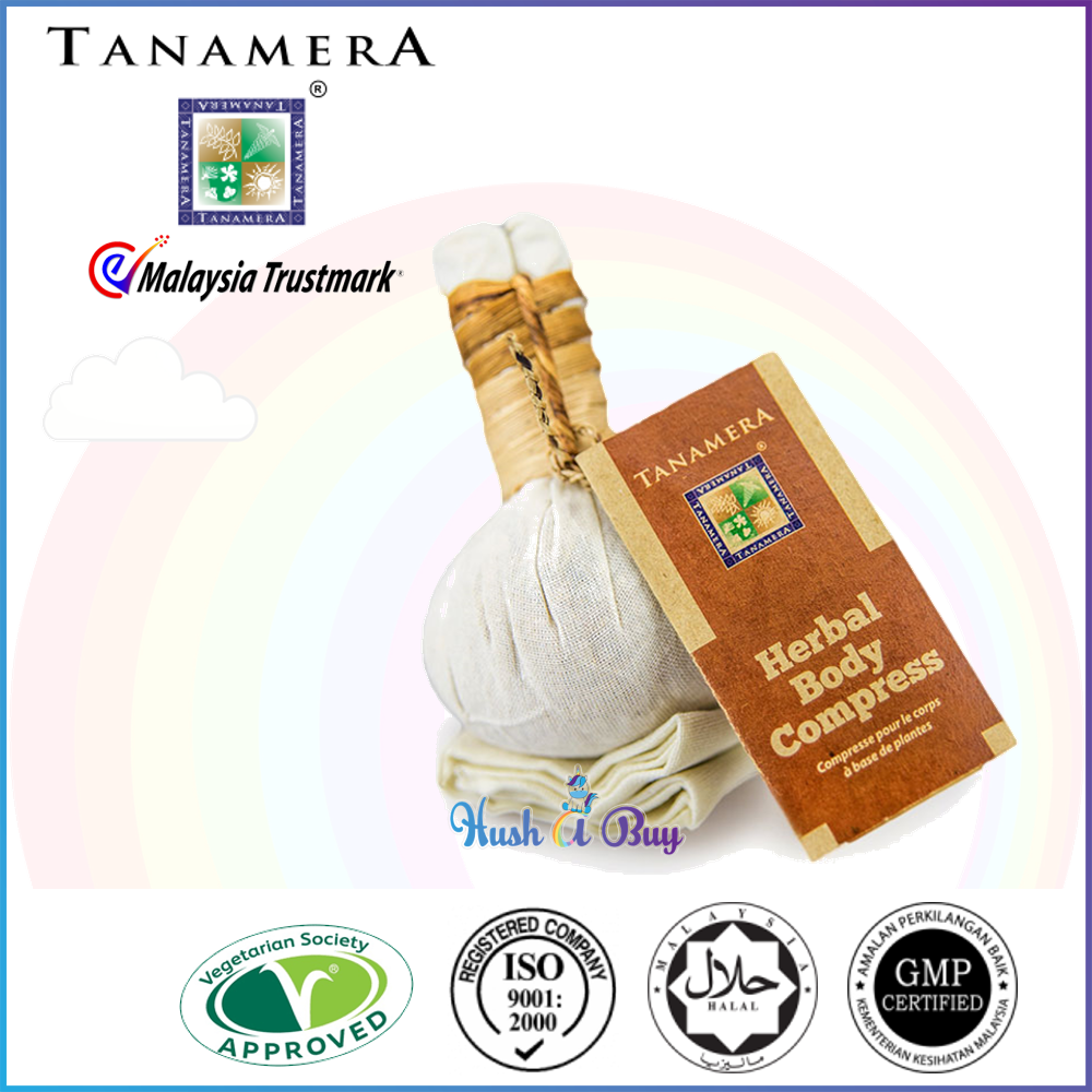 Tanamera Herbal Body Compress (Steam) 100g