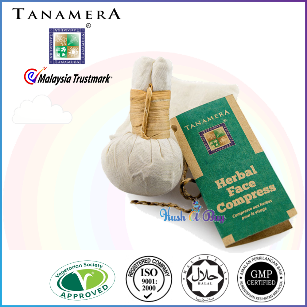 Tanamera Herbal Face Compress