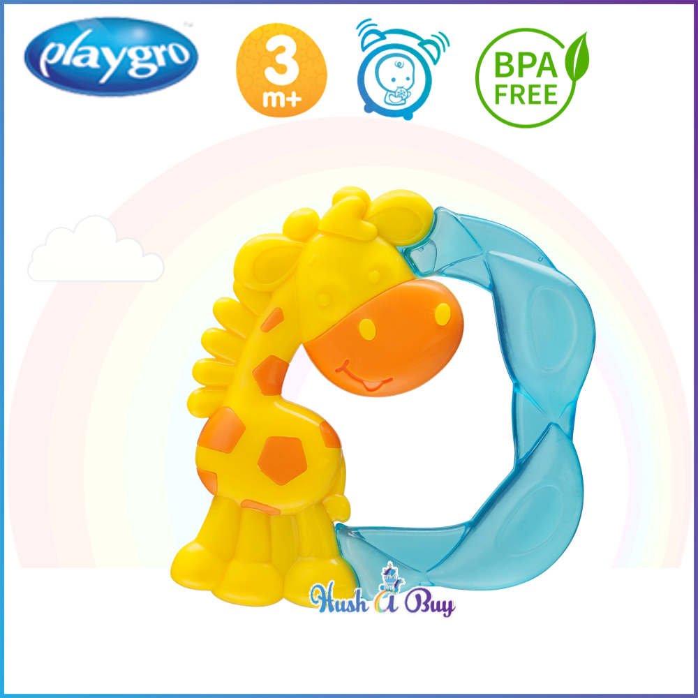Playgro Jerry Giraffe Water Teether