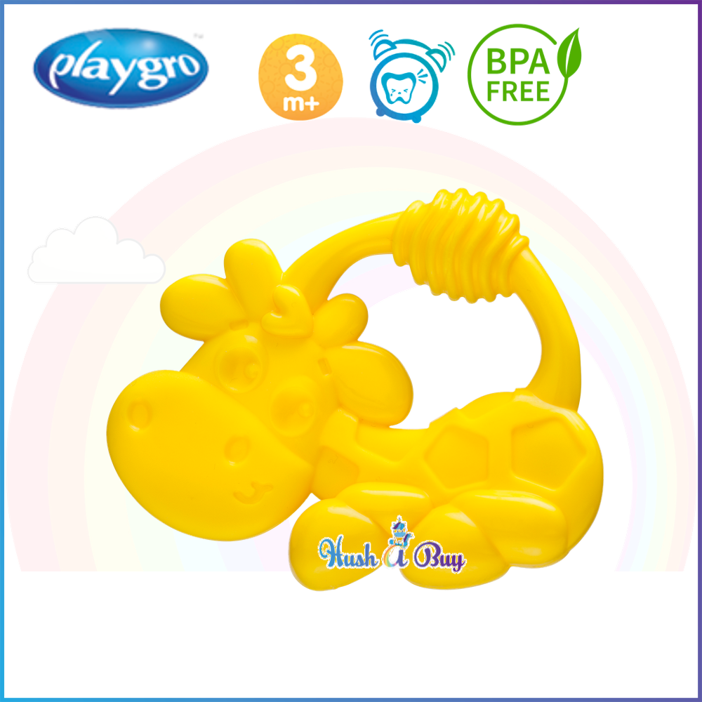 Playgro Jerry Giraffe Mini Teether