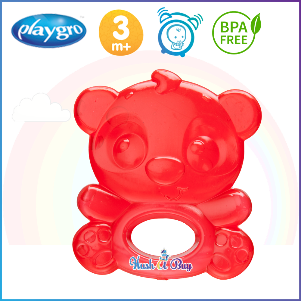 Playgro Cool Panda Water Teether