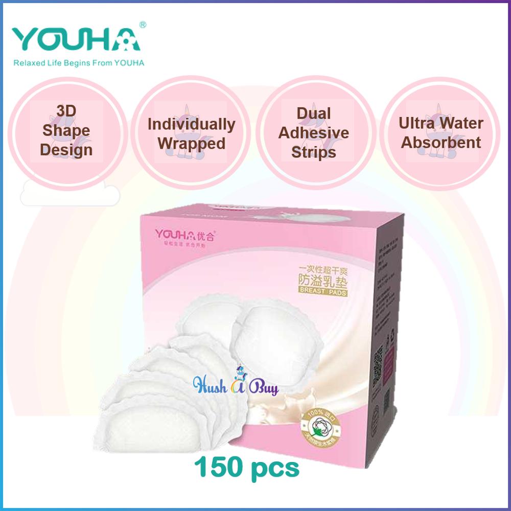 Youha Breast Pad 150pcs